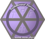 Talkboard Forum Logo